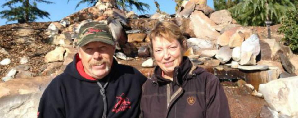 Ken and Susan Severns