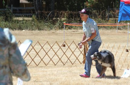 Competing in Sweet Home, Oregon during the Calapooia Classic.